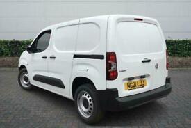 Vauxhall COMBO CARGO 2300 1.5 Turbo D 100ps H1 Dynamic Van Manual Van Diesel Man