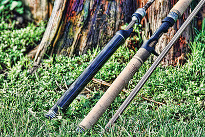 Rainshadow RX8 Mag Bass Spinning Rod Blanks 4 Sizes and Actions