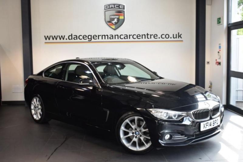 2014 14 BMW 4 SERIES 2.0 428I LUXURY 2DR 242 BHP