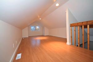 Unique loft home for rent