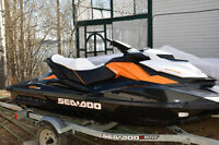 See Doo BRP GTR 215 with See Doo move trailer for sale!