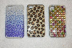 10 cell phone cases for iPhone 4 or 4S and 5 home buttons Kitchener / Waterloo Kitchener Area image 3