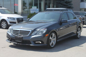 2011 Mercedes E350 BLUETEC - NO ACCIDENTS