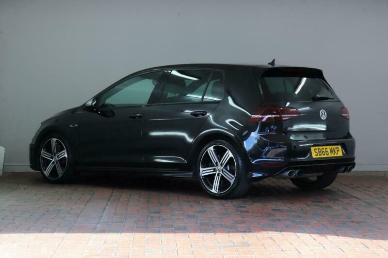 2017 Volkswagen Golf 2.0 TSI R 5dr DSG Auto Hatchback Petrol Automatic