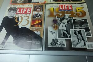 20  LIFE magazines from 1993,1994,1995