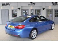 2015 15 BMW 4 SERIES 2.0 418D M SPORT GRAN COUPE 4D AUTO 141 BHP DIESEL