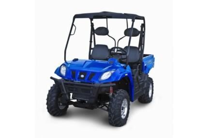 Atomik UTV ATX 400cc 4x4 - Great for the farm! Bayswater Knox Area Preview
