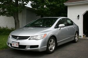 2006 Acura CSX Premium Package