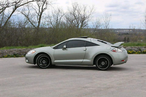 2008 mistubishi eclipse gs lady drivin since new!!