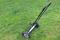 Lee Valley Push Reel Mower