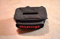 Orange Tiny Terror transport bag $10