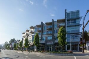 Ready to Move in Office For Lease, Marine Dr, North Vancouver