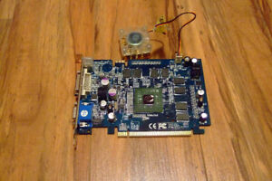 GeForce 7600 GS Graphics Card