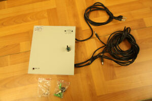 CCTV Cameras Power Supply Box (1x8)