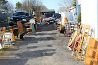15 poole ave stellarton Yard Sale