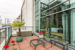 """FOR SALE: 237-1628 W 1st Ave """"The Galleria""""Office in False Creek"""