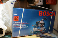 Bosch duel bevel Sliding Miter Saw