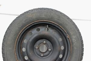 4 used Michelin X-ice tires on rims 186 65R15