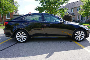 2010 Lexus IS250 6spd manual