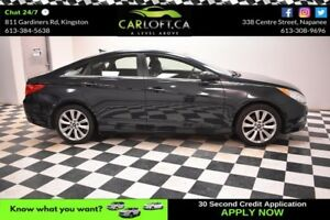 2013 Hyundai Sonata SE-LEATHER*SUNROOF*BLUETOOTH