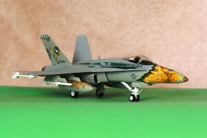 Diecast aircraft model - scale 1/48 - avion : USN Hornet F/A-18C
