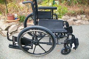 Reduced for Quick Sale - Invocare Patriot Wheelchair
