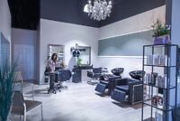 Hairstylist and aesthetician position