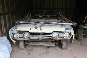 Parting A Body 1967 oldsmobile cutlass convertible soutern frame