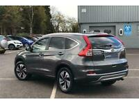2017 Honda CR-V Ex I-vtec Auto Automatic Estate Petrol Automatic
