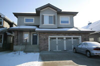 Stunning 4 Bedroom House w/View in Spruce Grove