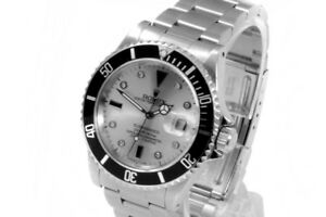 Rolex Steel Submariner Watch!!!