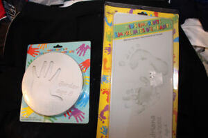 Baby Handprint and Footprint Kits