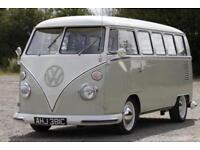 1965 Volkswagen Microbus - 13 Window Splitscreen T1c