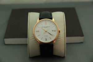 Baume and Mercier Classima Rose Gold Ref: 10271 (Brand New)