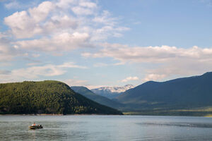 Rare Waterfront Opportunity near Revelstoke, BC