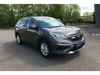 2017 Honda CR-V 1.6 i-DTEC S 5dr 2WD Manual MPV Diesel Manual
