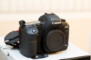Canon 5D mk ii, Canon L lenses (see item prices in the post)