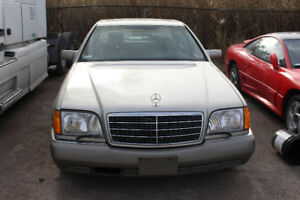 1992 Mercedes-Benz Flag Ship for sale, need it sold!