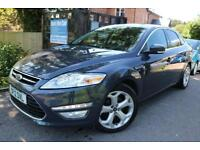 2012 Ford Mondeo TITANIUM 2.0 TDCI Silver 5 Door FSH Long MOT Finance Available