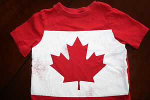 Cotton Canada T Shirt- 3T
