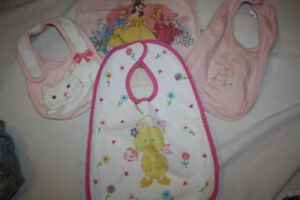 Girls Bibs For Sale