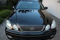 LEXUS GS430 2004 FULLY LOADED sun roof,leather,A/C,Mark Levinson