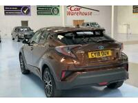 2018 Toyota C-HR 1.8 Hybrid Excel 5dr CVT Automatic Hatchback Petrol/Electric Hy