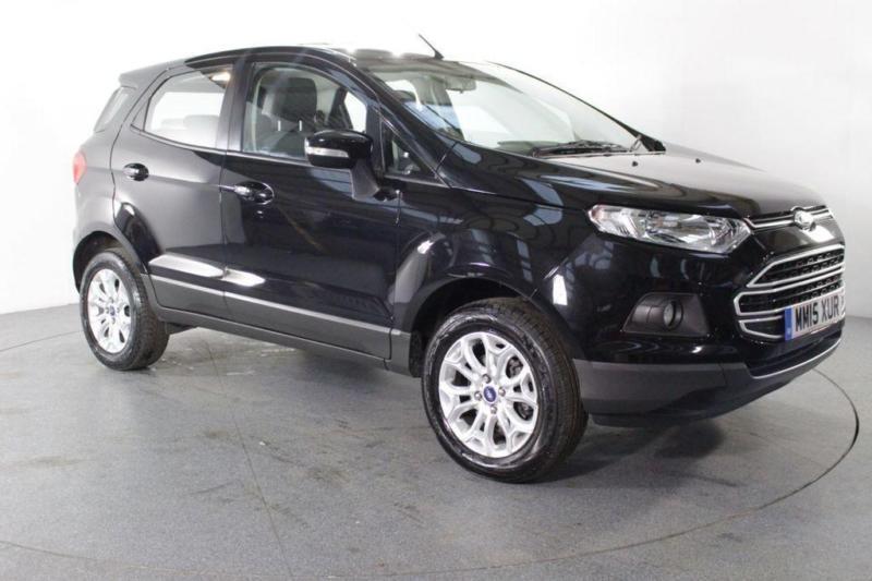 Ford Ecosport  Bhp