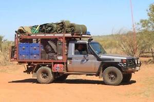 Landcruiser Ute Tray Melville Melville Area Preview