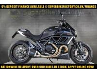 2011 61 DUCATI DIAVEL CARBON