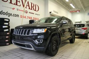 Jeep Grand Cherokee LIMITED UCONNECT 8.4 TOIT OUVRANT 2015