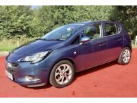 2017 Vauxhall Corsa 1.4 [75] SRi 5dr Hatchback Petrol Manual