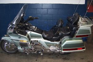 gold wing 2000 se