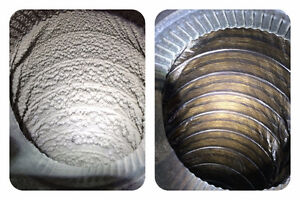 NETTOYAGE DES CONDUITS D'AIR - AIR DUCT CLEANING - (514)743-4700